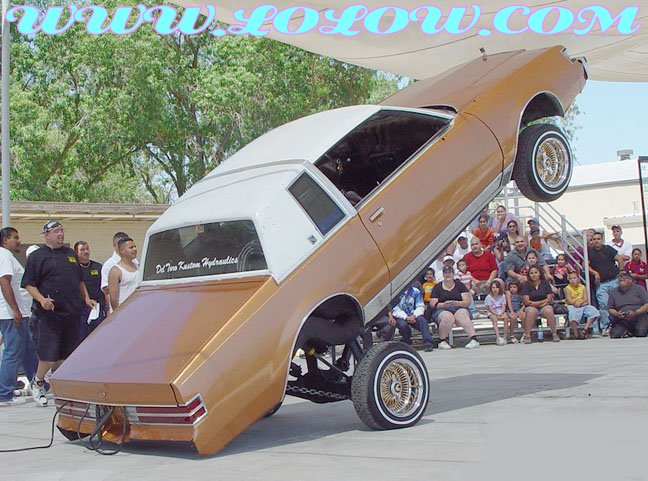 Cars With Hydraulics - Cool cars hydraulic